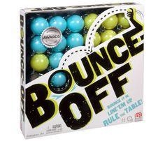 En Target puedes conseguir el juego de mesa Bounce Off a $11.99 regularmente. Utiliza 50% de descuento con Cartwheel al final lo obtienes a ..
