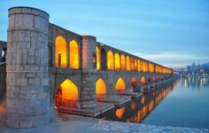 Sioseh Pol ( Isfahan ) http://www.iranparadise.com/en/gallerygroup/gallery/25