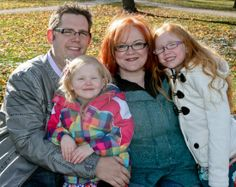Milw Co Supervisor Deanna Alexander and her family