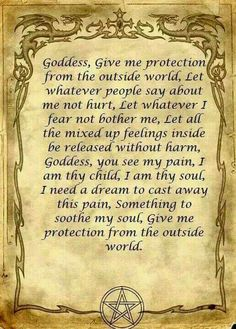 Protection spell