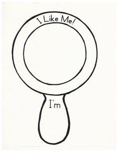 I Like Me mirror
