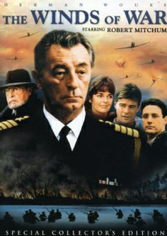 The Winds of War is one of the greatest miniseries ever made. And 30 years later, it has stood the test of time. Such a brilliant all-star cast including Robert Mitchum, Jan-Michael Vincent, Ali MacGraw, John Houseman, Polly Bergen, David Dukes, Lisa Eilbacher, Topol, Peter Graves, Victoria Tennant, Ralph Bellamy and Barry Morse, just to name a few. Plus, the musical score by composer Bob Cobert is so powerful and unforgettable. Looking forward to owning it on DVD, or better yet, on…