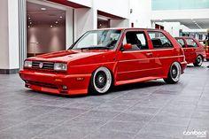 Mk2 Rallye Golf: