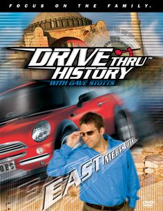 Drive Thru History #4: East Meets West. Watched this with a group of all ages and we all loved it! Such fascinating information about the underground cave cities that Christians lived in.