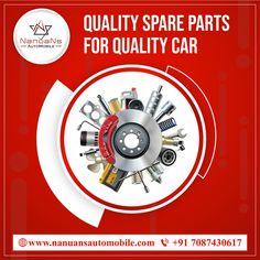 Get Quality Spare Parts for Quality Car ... Call at: +91-7087430617, 9815000617 Email: bodyshop.nanuans@gmail.com Visit here: Plot No. 1060, Sector 82, JLPL Industrial Area, Sahibzada Ajit Singh Nagar, Punjab 160062 Car Repair Service, Auto Service, Car Insurance Claim, Food Banner, Car Wash, Spare Parts, Banner Design, Automobile, Industrial