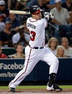 Chris Johnson, Atlanta Braves