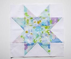 The Reverse Magic Nine Patch is a genius variation on disappearing nine patch quilt patterns that involves a reversal of your typical disappearing nine patch quilt directions. Try out this great fractured nine patch quilt block today! Jelly Roll Quilt Patterns, Star Quilt Patterns, Pattern Blocks, Quilting Tutorials, Quilting Projects, Quilting Designs, Quilting Ideas, Sewing Projects, Craft Projects