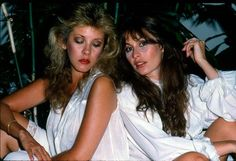 Sara & Stevie, October,1982