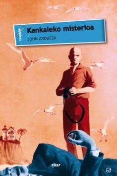 Kankaleko misterioa (Taupadak) de John Andueza Altuna,  http://katalogoa.mondragon.edu/opac