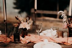 Elopement - mariage - décoration de table folk et sauvage - alpine wedding - Decoration Table, Folk, Wedding, Furniture, Home Decor, Weddings, Valentines Day Weddings, Popular, Mariage