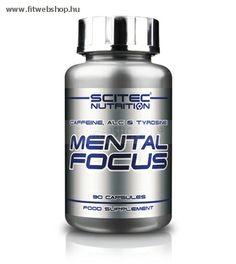 Fitwebshop.hu - Mental Focus - Scitec Nutrition
