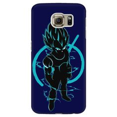 Super Saiyan Vegeta God Android Phone Case - TL00205AD