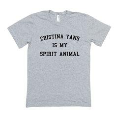 Cristina Yang is my Spirit Animal - Totally Good Time