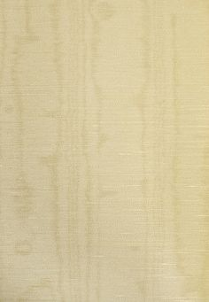 Watered Silk A ivory textured vinyl wallcovering imitating silk with a water mark effect.