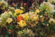 """Roses & Hydrangeas"""