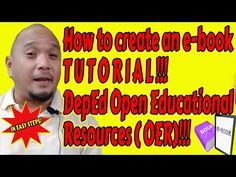 This video tutorial on how to create an ebook is the result of the overwhelming demand of teachers who are eager to learn on this digital strategy in giving . Digital Strategy, Teaching Strategies, Something To Do, Books To Read, Knowledge, Things To Come, Teacher, Create, Easy