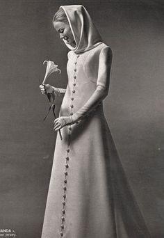 Amanda,  Jours de France - Winter 1972