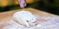 Razvan Anton Prima reteta - Paine fara drojdie - Razvan Anton Anton, Bread Recipes, Breads, Fine Dining, Food, Bread Rolls, Bakery Recipes, Bread