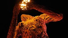 Karen Cusolito Lights Her Artwork on Fire | Arts & Culture | Smithsonian