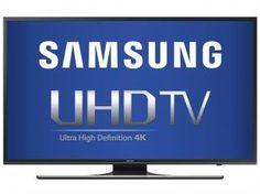 """Smart TV Gamer LED 4k Ultra HD 40"""" Samsung - UN40JU6500 4 HDMI 3 USB Wi-Fi"""