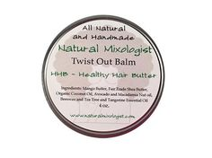 A personal favorite from my Etsy shop https://www.etsy.com/listing/203304905/hhb-healthy-hair-butter