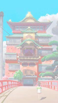Os Mais Lindos Wallpapers Dos Studios Ghibli