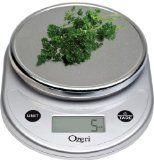 Ozeri Pronto Digital Multifunction Kitchen and Food Scale, in Elegant Chrome