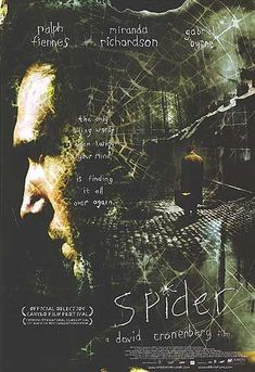 Most would hate this movie but you are riveted by R. Fiennes who plays a severly mentally ill man. Heartbreaking