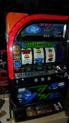 Club rodeo slot machine