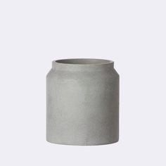 Pot - Light Grey - Small