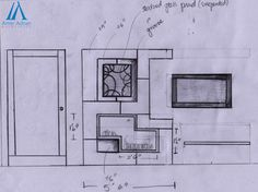 Nice architectural sketch work for your dream home.