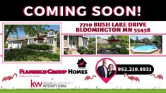 📣 Coming Soon! This stunning house in Bloomington, MN will be available on Friday, July 24th. If you or anyone you know is interested in this property, call Beth Reilly at 952-210-8931. 📲 🧏🏼🤓👍🏼  🏡 - 7710 Bush Lake Drive, Bloomington MN 55438 🛏 - 5 🛁 - 4 🚗 - 3 📐 - 4,380 sqft 🧱 - 1994 build 💲 - 550,000  #flamingogrouphomes #comingsoon #bloomingtonhomes #minnesotahomes #houseforsale #homebuyers #homesellers #homeselling #homebuying #minnesotarealtors #minnesota #bloomington