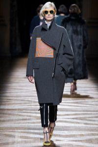 look 15 Dries Van Noten #fall #coat