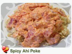 """Try this """" Ono"""" Spicy Ahi Poke recipe. Get more Hawaiian food local style recipes here. Made this 1/3/15. Really tasty! The sesame oil pairs beautifully with the tuna, and the little hint of spice makes it fantastic. If you like sashimi, this is definitely worth trying!"""