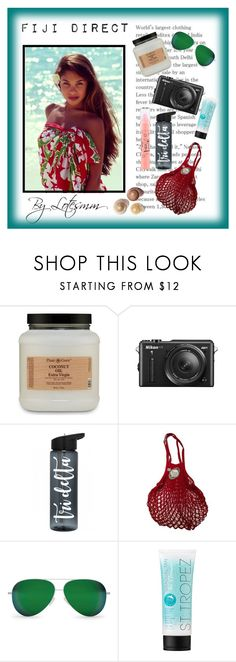 """""""#FIJIdirect"""" by lotesmm ❤ liked on Polyvore featuring Nikon, Victoria Beckham and St. Tropez"""