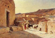 Gustave GUILLOMET : peintre de l'Algérie.  1840_1887