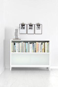 Load it! A minimalistic expression, STUA Sapporo, an elegant and simple storage…