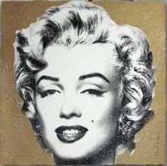 Mr Brainwash DIAMOND GIRL  Marilyn Monro - Mr. Brainwash Mr Brainwash…