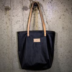 Berlin Tote | Limited Edition Leather