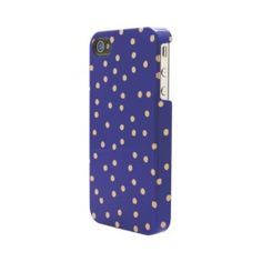 @Target #MaraMi  iPhone 4/S Mara Mi Gold Dots (Blue) #mothersday