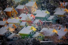 Beautiful homes in Norway