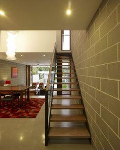 resultado de imagen de escaleras en casas pequeas