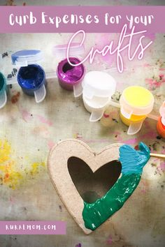 Curb Expenses for Your Crafts