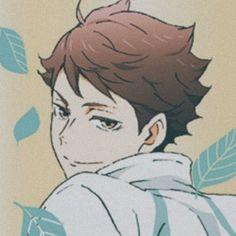 Anime Profile, Oikawa, Oikawa Tooru, Haikyuu Anime, Cartoon Icons, Anime, Anime Characters, Anime Shows, Aesthetic Anime