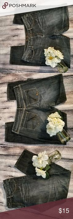 GUESS MARINA JEANS SZ 14 GUESS JEANS MARINA STYLE SZ 14  NO STRETCH   BUBNDLE TO SAVE! Guess Jeans