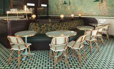 Tea Room and Bar, London