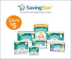Save $5 on Angel Soft, 20% on oranges, and more