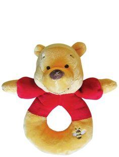 Ihanan pehmeällä Nalle Puh -helistimellä pienikin vauva voi leikkiä ilman vaaraa naarmuista tai kuhmuista. Söpön Puh-helistimen pituus on n. 15 cm, ja sen materiaali on pehmoista veluuria. Helistimen voi pestä käsin 30 asteessa. Pillows, Throw Pillow, Cushions, Cushion, Scatter Cushions