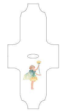 Miniature Printables - Angel.