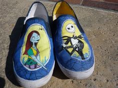 Website gives tips on what to use and how to paint shoes